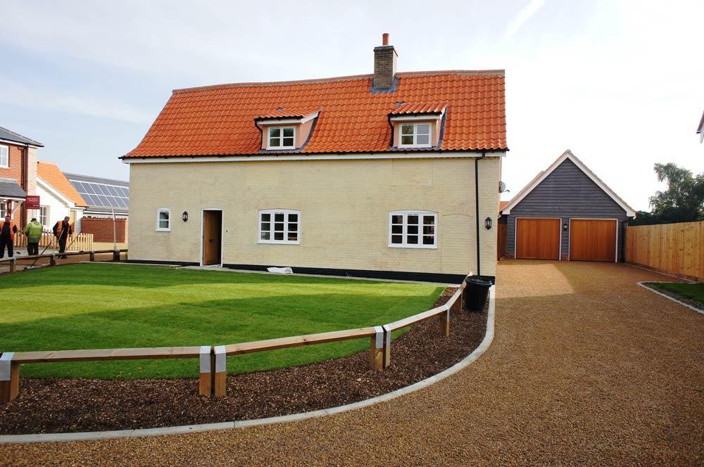 Architecture trends: Eco housing development in Wortham